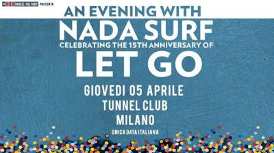 Nada Surf - Milano - 5 aprile
