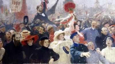 Da Chagall a Malevich, da Repin a Kandinsky - Bologna - fino al 13 maggio