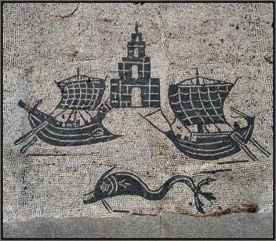 Scavi di Ostia Antica - 3 giugno