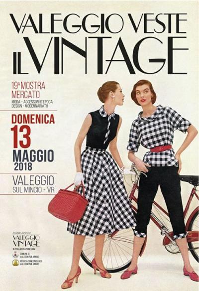 Valeggio Veste il Vintage - 13 maggio