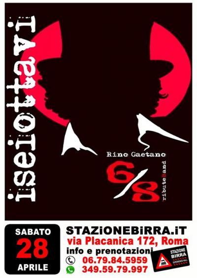ISeiOttavi - Roma - 28 aprile