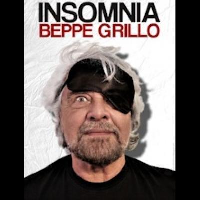 Beppe Grillo in INSOMNIA - Casalmaggiore (CR) - 27 aprile