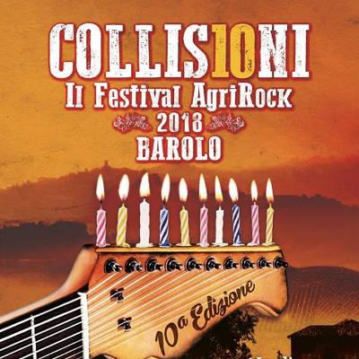 Collisioni Festival - Barolo (CN) - dal 29 giugno al 28 luglio