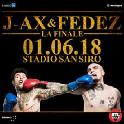 J-Ax e Fedez - Milano - 1 giugno