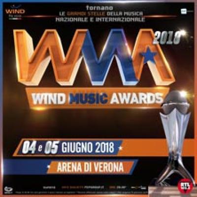 Wind MusicAwards, WMA 2018 - Verona - 4 e 5 giugno