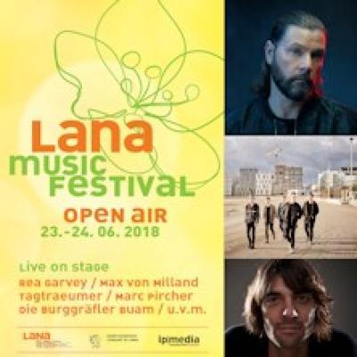 Lana Music Festival - Lana (BZ) - 23 e 24 giugno