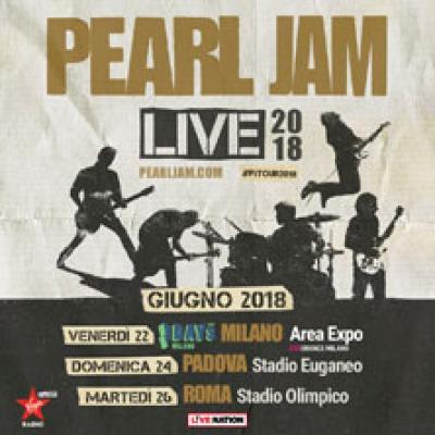 Pearl Jam - Padova - 24 Giugno