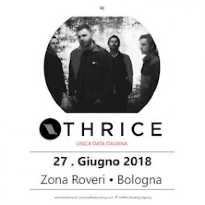 Thrice - Bologna - 27 giugno