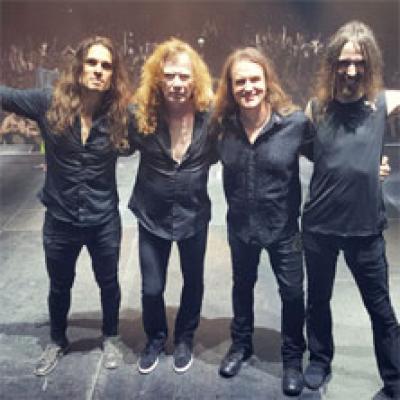 Megadeth - Roma - 28 giugno