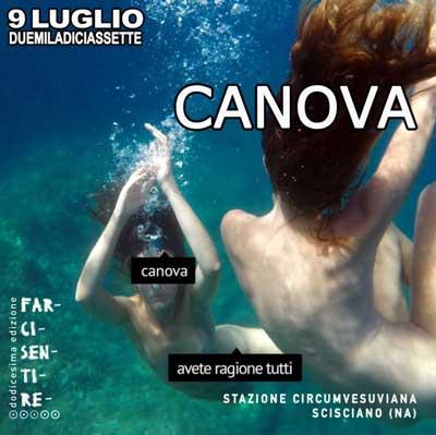 I Canova al FarciSentire Festival 2017, opening Blindur e Le Vacanze.