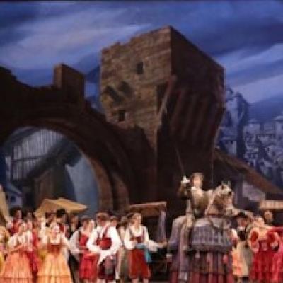Balletto Don Chisciotte - Milano - dal 10 al 18 luglio