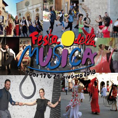 Festa della Musica - Todi (PG) - 17 e 21 giugno