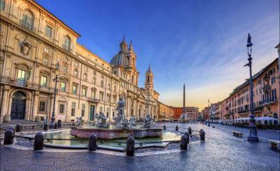 Palazzo Pamphilj - Roma - 20 giugno