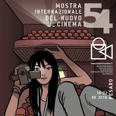 Mostra internazionale del Nuovo Cinema - Pesaro - dal 16 al 23 giugno