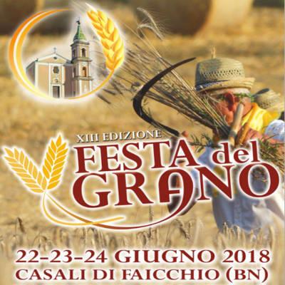 Festa del Grano - Casali di Faicchio (BN) - dal 22 al 24 giugno