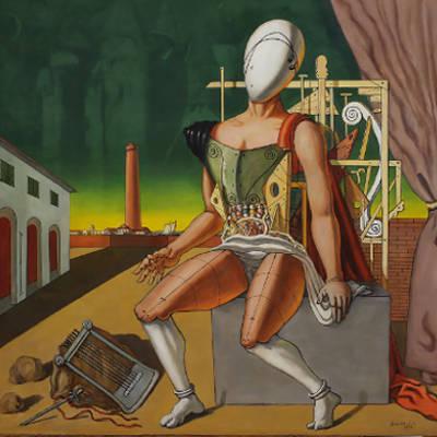 Giorgio De Chirico: tra ironia ed empatia, in mostra la sua neometafisica