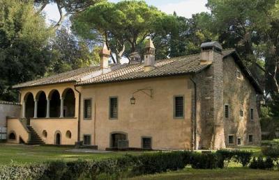 Casina del Cardinal Bessarione - Roma - 29 settembre