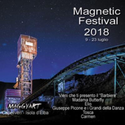 Magnetic Festival - Elba (LI) - dal 12 al 23 luglio