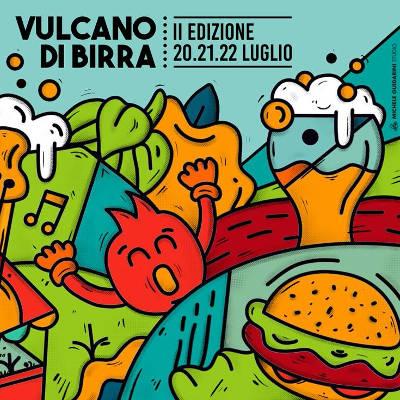 Vulcano di Birra - Arcidosso (GR) - dal 20 al 22 luglio