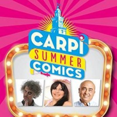 Carpi Summer Comics - Carpi (MO) - 17 luglio