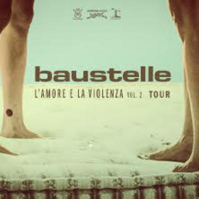 Baustelle - Firenze - 17 luglio