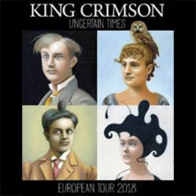 King Crimson, locandina