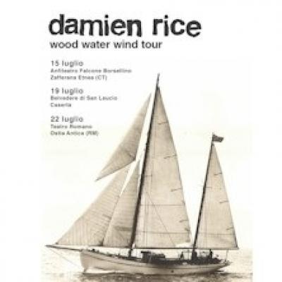 Damien Rice - Caserta - 19 Luglio