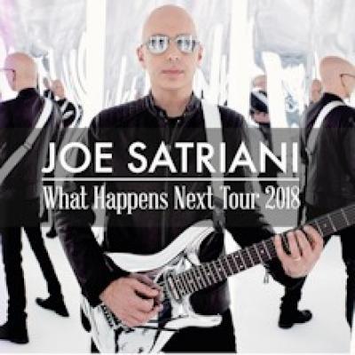 Joe Satriani - Pavia - 20 luglio