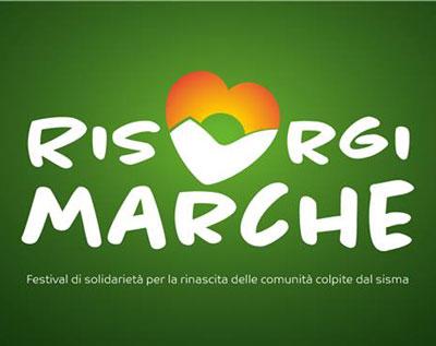 RisorgiMarche, Festival di Solidarietà per le comunità colpite dal sisma nel 2016.