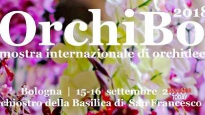 Orchibo 2018 - Bologna - 15 e 16 settembre