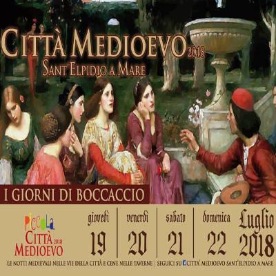 Città Medioevo - Sant'Elpidio a Mare (FM) - dal 19 al 22 luglio