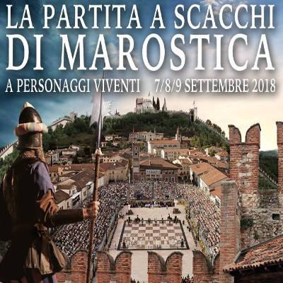 Partita a Scacchi a personaggi viventi - Marostica (VI) - dal 7 al 9 settembre