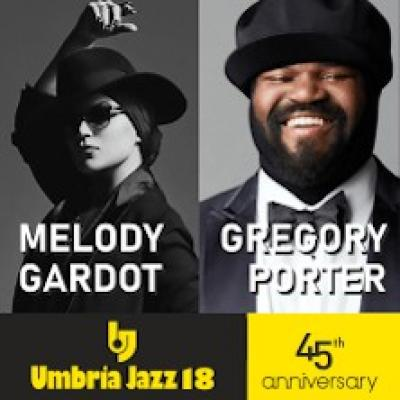 Melody Gardot + Gregory Porter - Perugia - 22 luglio