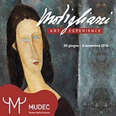 Modigliani Art Experience - Milano - fino al 4 novembre