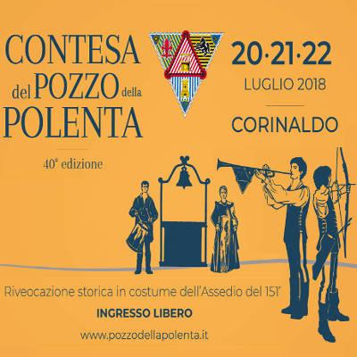 Contesa del Pozzo della Polenta - Corinaldo (AN) - dal 20 al 22 luglio