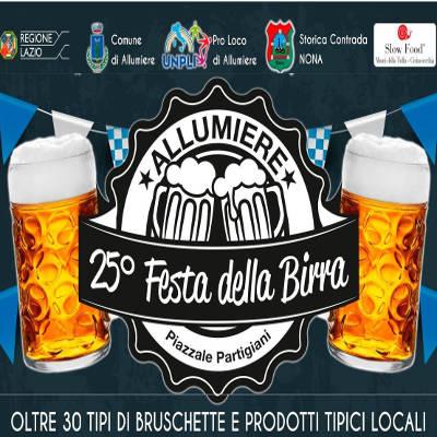 Festival della Birra e Sagra della Bruschetta - allumiere (RM) - 27-29 luglio
