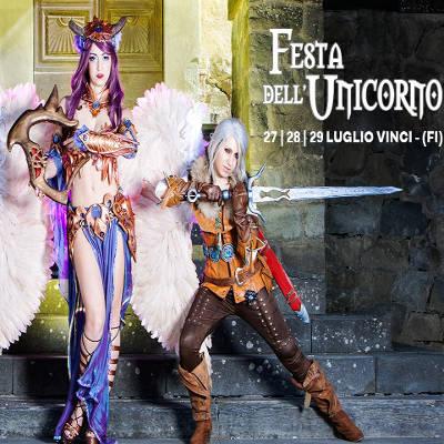 Festa dell'Unicorno - Vinci (FI) - dal 27 al 29 luglio