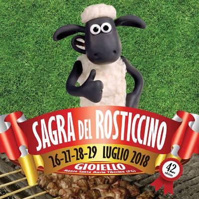 Sagra del Rosticcino - Gioiello (PG) - 26-29 luglio