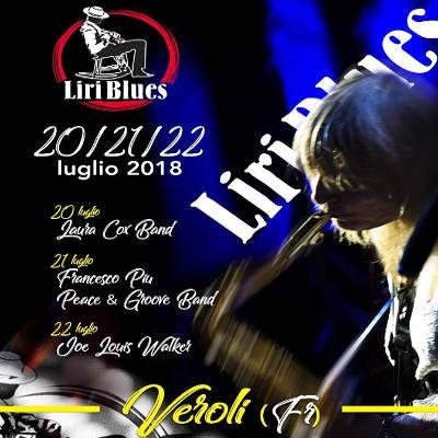 Liri Blues - Veroli (FR) - dal 20 al 22 luglio