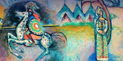 kandinskij-il-cavaliere-errante-mudec