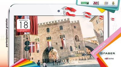 Fabriano PhotoWalk 18 giugno 2017. © #destinazionemarche blog - Blog Ufficiale della Regione Marche.