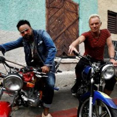 Sting, Special Guest Shaggy - Trani - 4 agosto