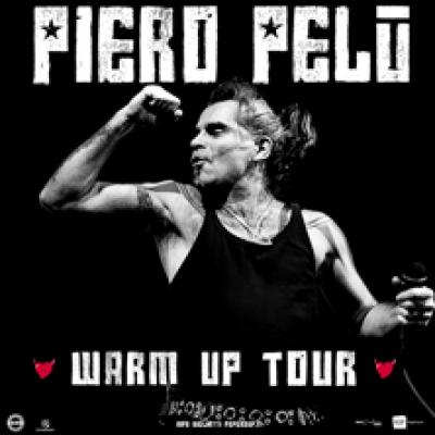 Piero Pelu: WARM UP TOUR - Palermo - 8 agosto
