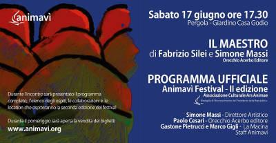 animavi festival 2017 - presentazione