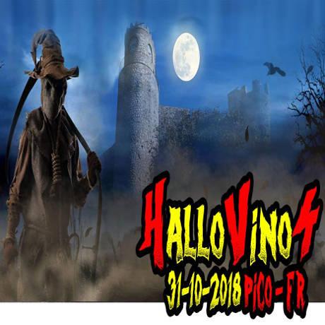 Hallovino 2018 - Pico (FR) - 31 ottobre