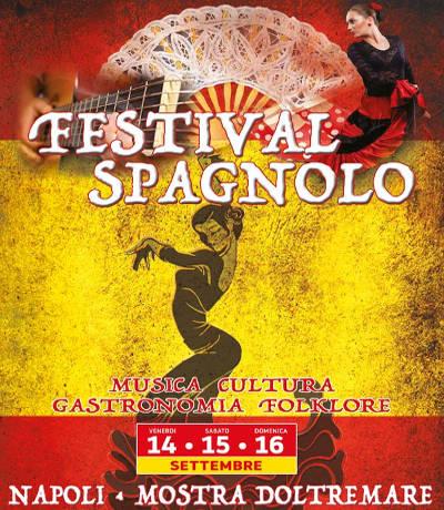 Festival Spagnolo - Napoli - dal 14 al 16 settembre