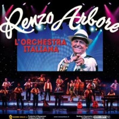 Renzo Arbore e l'Orchesta Italiana