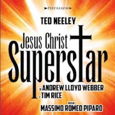 Jesus Christ Superstar, locandina 2018