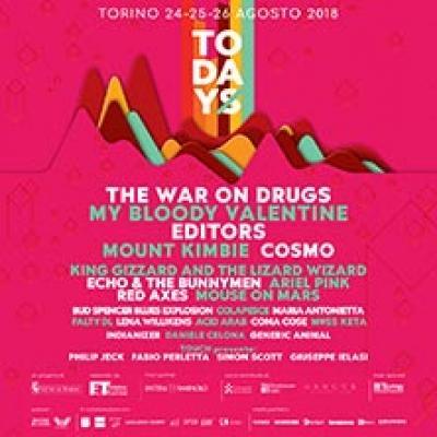 TOdays Festival - Torino - dal 24 al 26 agosto