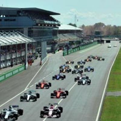 Formula 1, Gran Premio d' Italia 2018 - Monza - 31 agosto 2 settembre